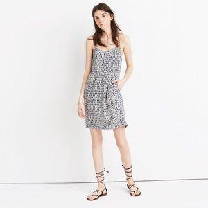 Madewell Sunlight Silk Dress